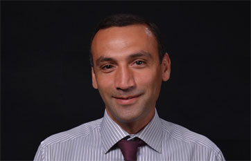 Samvel Danielyan, Head of Service, Accounting and Advisory Services