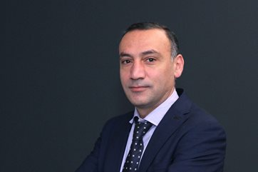 Samvel Danielyan, Partner, Head of Accounting and Consulting Services